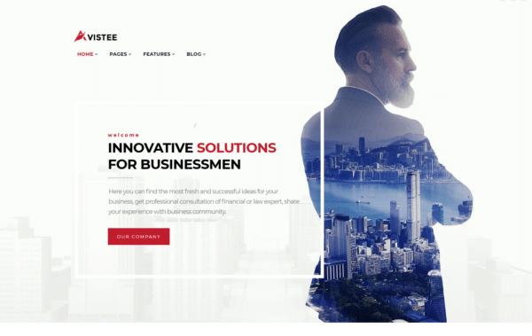 WordPress Kotisivut – Avistee Default