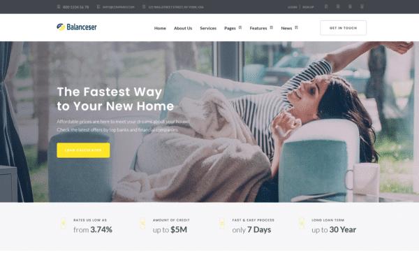 WordPress Kotisivut – Balanceser