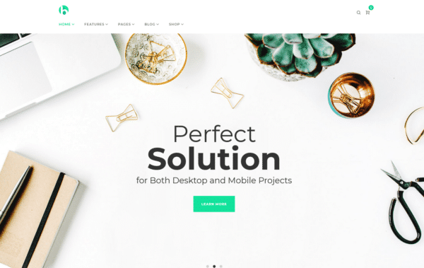 WordPress Kotisivut – Bryte Creative