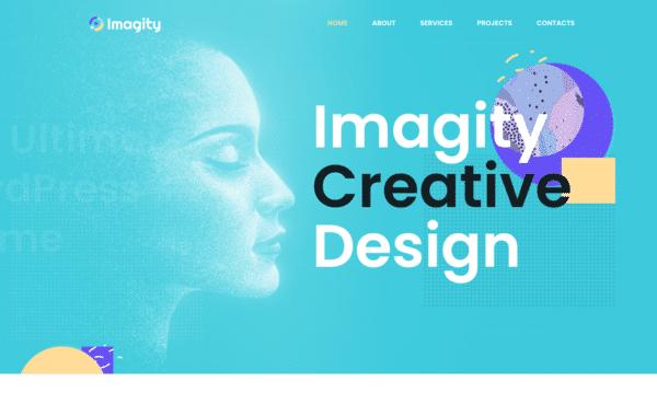 WordPress Kotisivut – Imagity