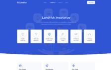 WordPress Kotisivut – Landrick Insurance