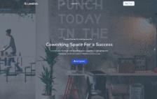 WordPress Kotisivut – Landrick Coworking
