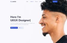 WordPress Kotisivut – Landrick CV / Resume