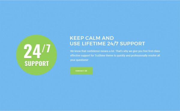 WordPress Kotisivut – TruShine