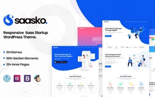 WordPress Kotisivut – Saasko