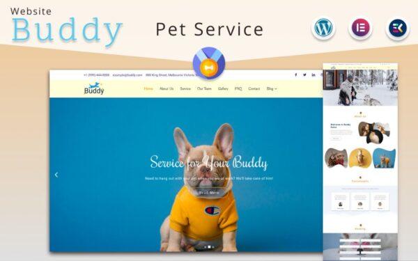 WordPress Kotisivut – Buddy