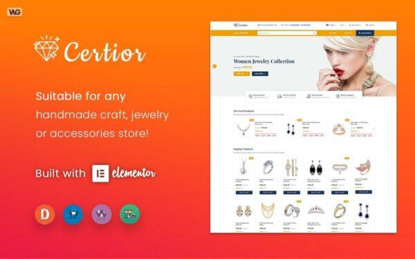 WooCommerce Verkkokauppa - Certior