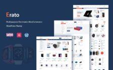 WooCommerce Verkkokauppa - Erato