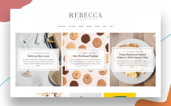 WordPress Kotisivut – Rebecca