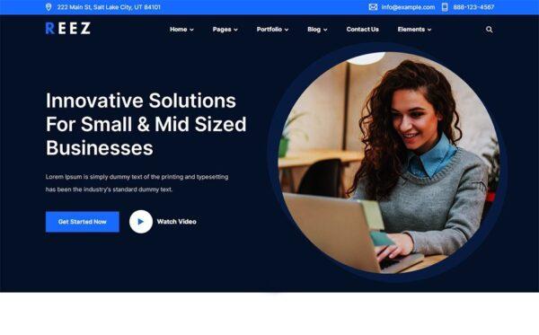 WordPress Kotisivut – Reez