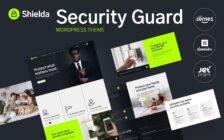 WordPress Kotisivut – Shielda