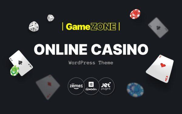 WordPress Kotisivut – GameZone