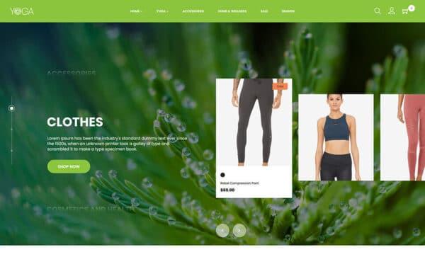 WooCommerce Verkkokauppa – Gymtop
