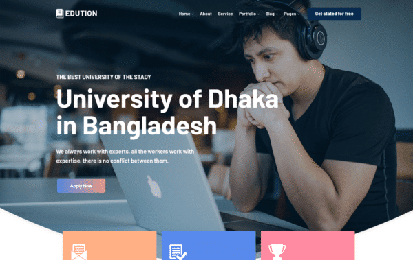 WordPress Kotisivut – Edution