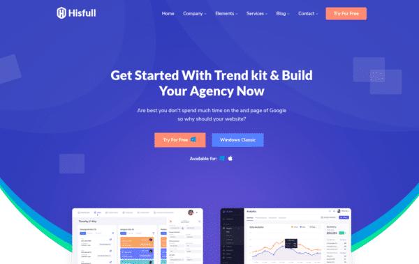 WordPress Kotisivut – Hisfull Software