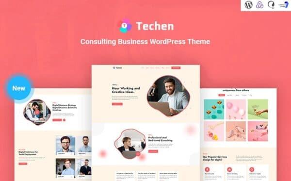 WordPress Kotisivut – Techen