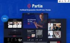 WordPress Kotisivut – Partin