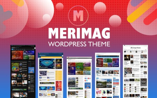 WordPress Kotisivut – Merimag Light