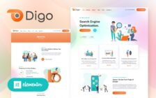 WordPress Kotisivut – Digo