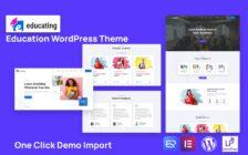 WordPress Kotisivut – Educating