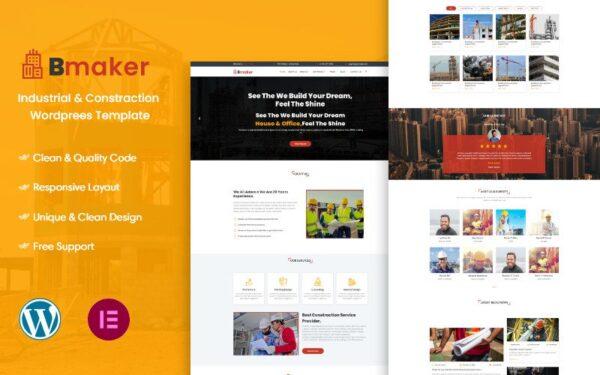 WordPress Kotisivut – Bmaker