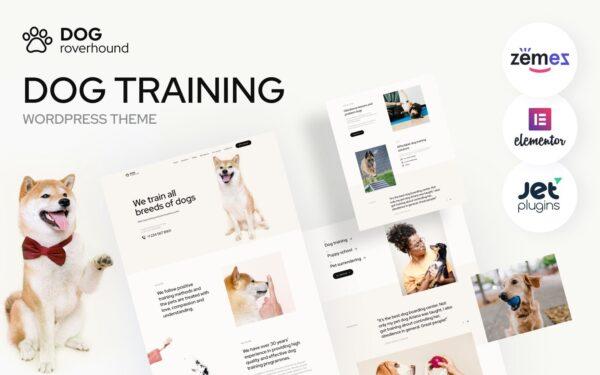 WordPress Kotisivut – Dog Roverhound