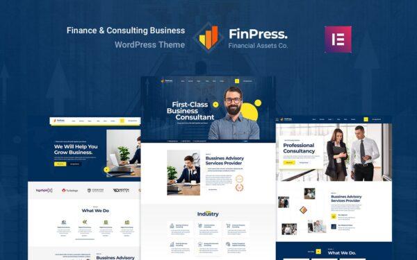WordPress Kotisivut – Finpress
