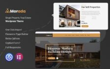 WordPress Kotisivut – Morada