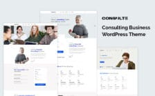 WordPress Kotisivut – Consulte