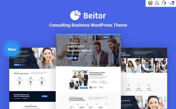 WordPress Kotisivut – Beitor
