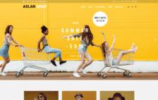 WooCommerce Verkkokauppa – Aslan Shop