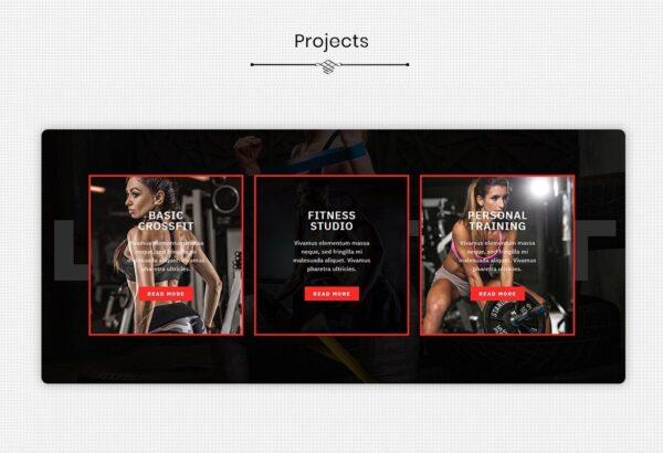 WordPress Kotisivut – PowerGym