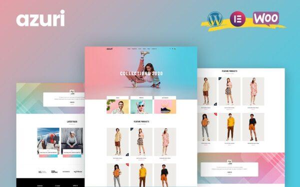 WooCommerce Verkkokauppa – Azuri