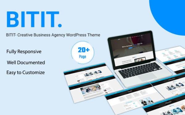 WordPress Kotisivut – BITIT
