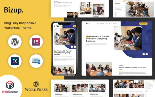 WordPress Kotisivut – Bizup