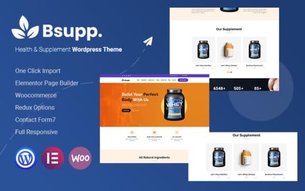 WordPress Kotisivut – Bsupp