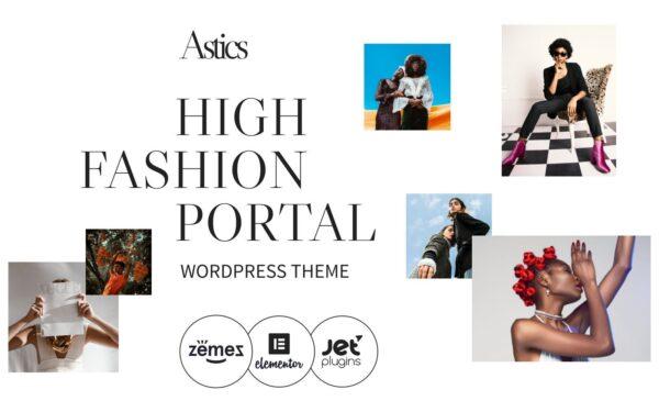 WordPress Kotisivut – Astics