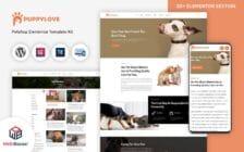 WordPress Kotisivut – PuppyLove