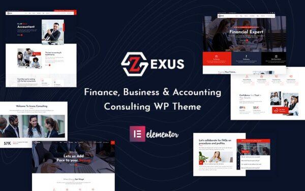 WordPress Kotisivut – Zexus